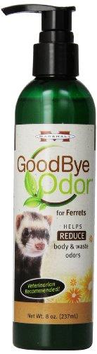 Marshall Ferret Odor Remover (GoodBye Odor for Ferrets, 8 Ounce)
