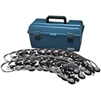 Hamilton Buhl Lab Pack, 24 MS2L Personal Headphones in a Carry Case