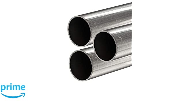 """0.035 Wall Stainless Steel 316 Seamless Round Tubing 1//4/"""" OD 12/"""""""