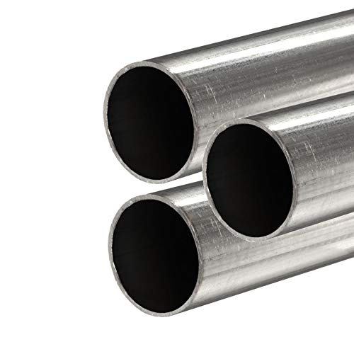(Online Metal Supply 316 Stainless Steel Round Tube, 3/8