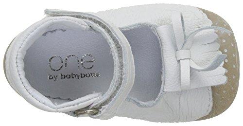 Babybotte Zelina - Patucos de Otra Piel Bebé-Niños Blanc (Blanc)