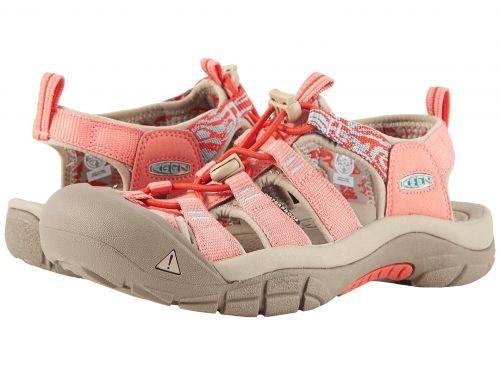 Keen(キーン) レディース 女性用 シューズ 靴 サンダル Newport Hydro - Crabapple/Summer Fig 7.5 B - Medium [並行輸入品]