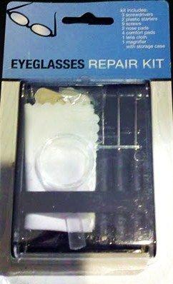 Eyeglasses Repair Kit - Glasses Fixing Kit
