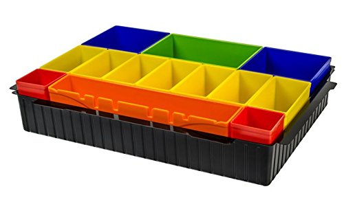 MAKITA Boxeneinsatz m.farb. Boxen (P-83652)