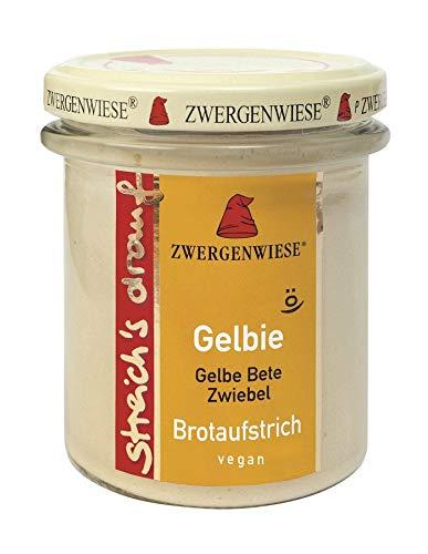 Zwergenwiese - streich´s drauf Gelbie - 160 g - 6er Pack