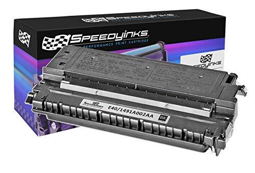 (Speedy Inks - Compatible Canon E31 E40 E-40 1491A002AA High Yield Black Laser Toner Cartridge for Canon 1491A002AA E40 for use in FC-100 FC-120 FC-200 FC-220 FC-224 FC-224S FC-226 FC-228 FC-230 FC-300 )