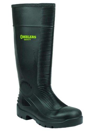 Neue Amblers FS100 Steel Herren Safety Stiefel Welly Herren Slip On Schuhe