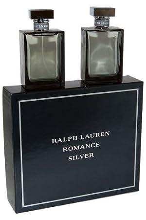 40fb41802 Ralph Lauren Romance Silver 100ml EDT Spray Gift Set  Amazon.co.uk  Beauty