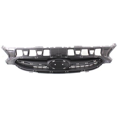 (Grille Assembly for HYUNDAI ACCENT 2015-2017 Textured Hatchback/Sedan)