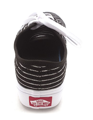 Vans Pattino Pattino Autentico Unisex (strisce) Blk / True White