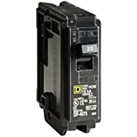 Square D by Schneider Electric HOM120CP Homeline 20 Amp Single-Pole Circuit Breaker by Square D by Schneider Electric