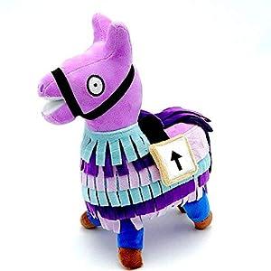 ALLYK Llama Plush Loot Supply Stuffed Toy Doll, Figures Video Game, Soft Troll Stash Animal Alpaca Gift (s)