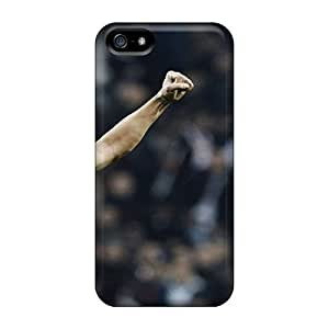 Top Quality Protection The Best Football Player Of Barcelona Carles Puyol Case Cover For Iphone 5/5s