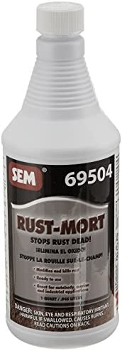 SEM 69504 Rust Mort Quart