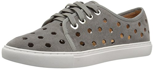 Opportunity Shoes - Corso Como Women's Rasta Sneaker,grey split suede,7 Medium US