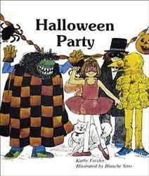 Halloween Party (Giant First-Start Reader)