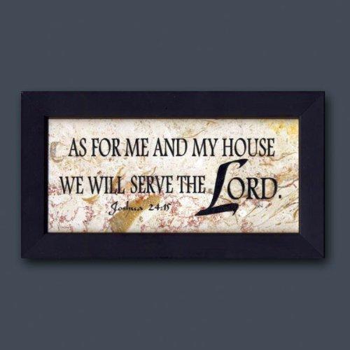 Perfect Memorials Joshua 24:15