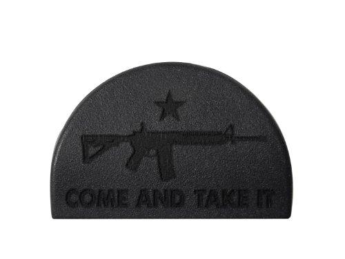 Come Take it AR Engraved Jentra JP-2 Grip Slug Plug for Glock 26 27 33 39 GEN 1-3 by NDZ Performance