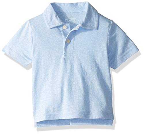 The Childrens Place Boys Baby Solid Polo Shirts