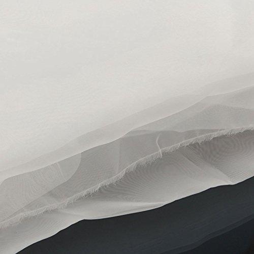ETPUVIUMBE 3 Yards 160 Mesh 50''(1.27m) Width Silk Screen Printing 3 Yards 160 mesh(64T) by ETPUVIUMBE