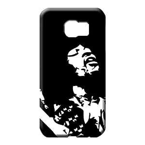 samsung galaxy s6 Heavy-duty Plastic Perfect Design phone carrying skins jimi hendrix