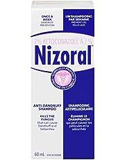 Nizoral Anti-dandruff and Dry Scalp Shampoo, 60 ml.
