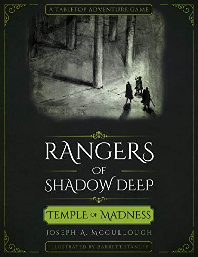 (Rangers of Shadow Deep: Temple of Madness)