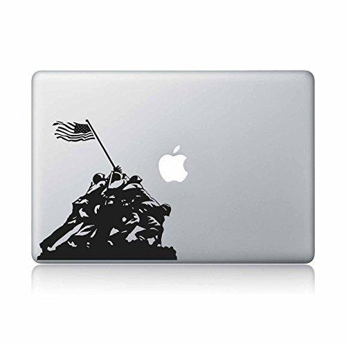 - Raising The Flag On Lwo Jima Apple Macbook Laptop Vinyl Sticker Decal