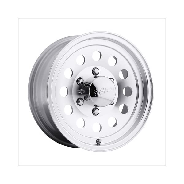 Ultra-Wheel-062-Smooth-Mod-Silver-Wheel-with-Machined-Finish-16x68x65mm-0-mm-offset