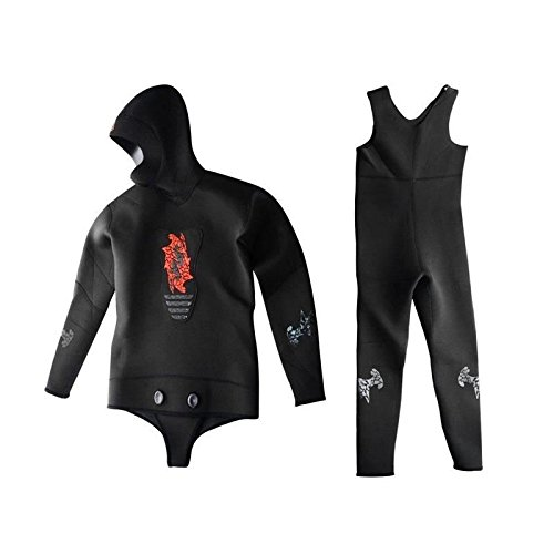 Benthos Open Cell 3 mm Wetsuit for Women (12 - Large) (Wetsuit Cell 3mm Open)