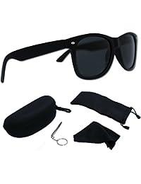anteojos de sol polarizadas Wayfarer anteojos de sol por ojo Amor, ligero, 100% Protección UV