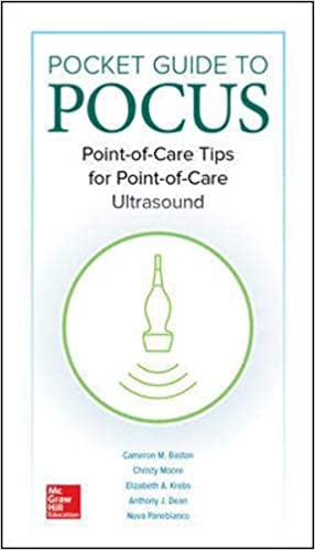 Pocket Guide to POCUS: Point-of-Care Tips for Point-of-Care Ultrasound