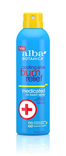 Alba Botanica Cooling Relief Medicated