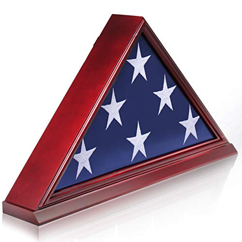 flag display case made in usa - 3