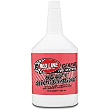 Red Line 58204 Heavy ShockProof Gear Oil - 1 Quart Bottle