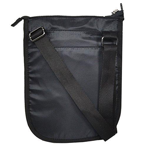 1dc3db17235d Amazon.com  Sherpani Women s Prima Le Black Cross Body Bag
