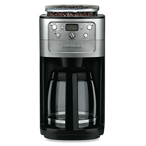 Cuisinart DGB-700BC Grind and Brew 12 Cup Coffee Maker Updated Version