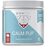 pawlife Calming Treats for Dogs - Hemp Oil Infused Soft Chews for Dog Anxiety Support- 120 Dog Calming Treats (Bacon) Larger Image