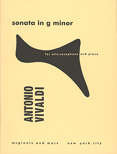 (Vivaldi: Sonata in G Minor (arr. for alto sax))