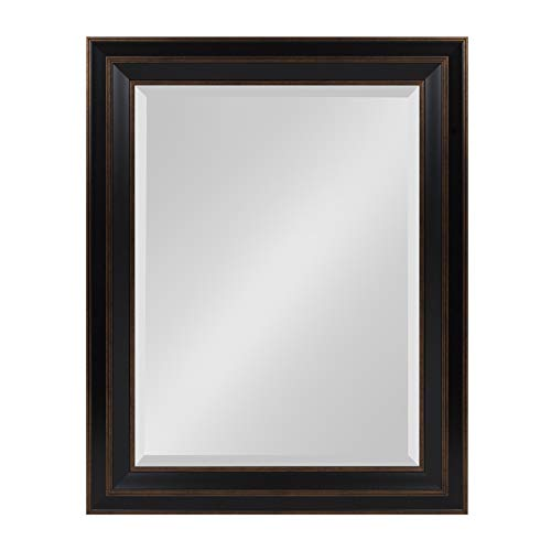 Kate and Laurel Whitley Framed Wall Mirror, 23.5x29.5, -