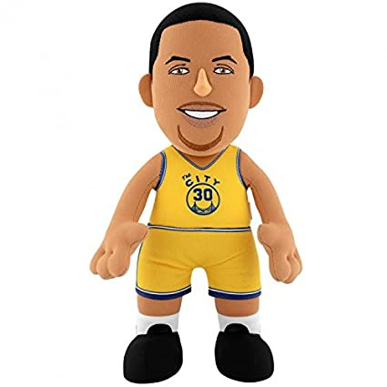 NBA Stephen Curry Golden State Warriors Muñeco, Talla Única