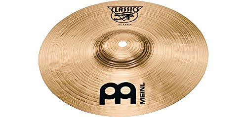 Traditional Splash Cymbal (Meinl Cymbals C10S Classics 10-Inch Traditional Splash Cymbal (VIDEO))