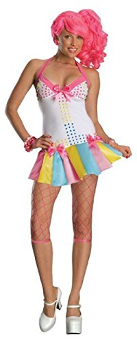 Sweetheart Candy Costume (Sexy Candy Girl Womens Halloween Costume Secret Wishes Cute Women)