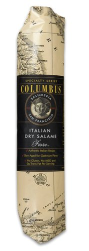 Columbus Italian Dry Salame 2lb Molded Stick