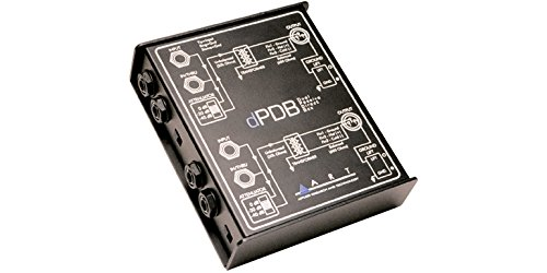 Art dPDB Dual Passive Direct Box by ART