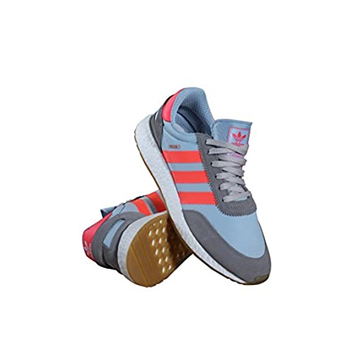 outlet Adidas Men Iniki Runner gray charcoal solid grey turbo gum ... 93c0fbdb995d