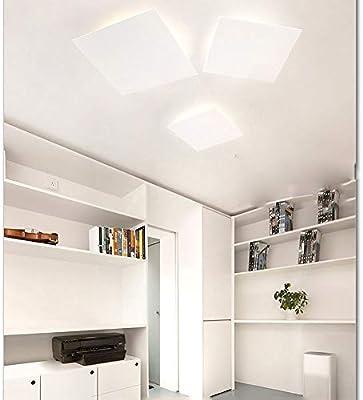 XYJGWXDD Lámpara de Techo LED empotrada en el Techo con luz ...