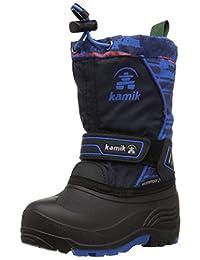 Kamik Girls' SNOWCOASTP Snow Boot