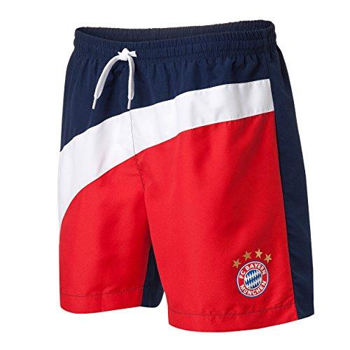 Short de bain 17FC Bayern München + GRATIS Stickers Munich Forever, de bain/Bathing Short/pantalones cortos de baño/Short de bain, Munich, Short de bain