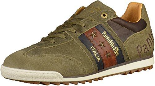 Low d'Oro Olive Uomo Herren 10173022 52a Imola Pantofola Grip Sneaker OXxdgnq